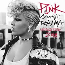 P!NK – Beautiful TRAUMA World Tour 2018 – TUESDAY 17 JULY 2018 – SOLD OUT
